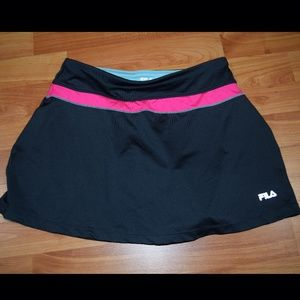 Fila Shorts - FILA Athletic Skort Women's Sz S